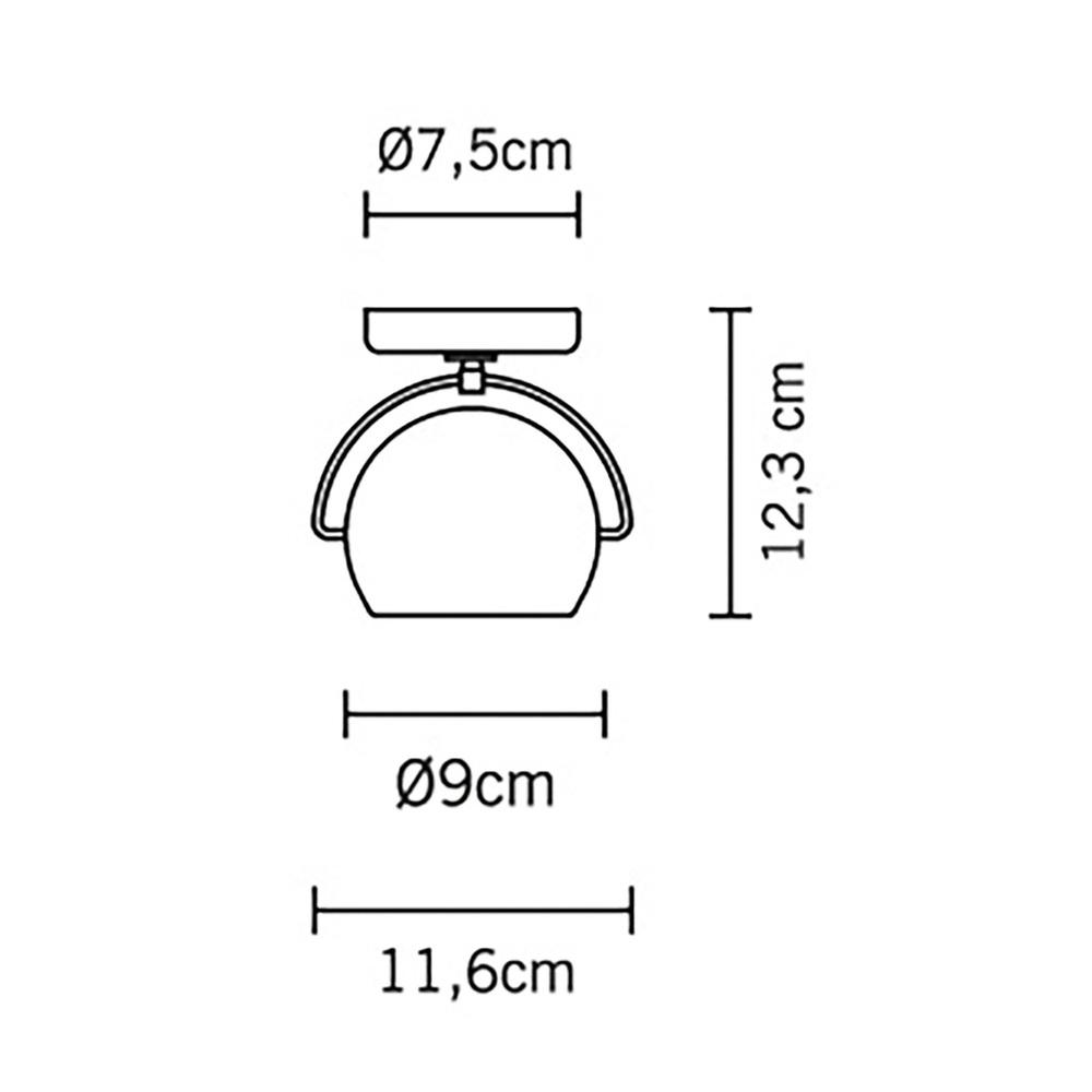 D57 G1300 Коричневое стекло